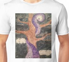 The Octopus and the Oak Tree  Unisex T-Shirt