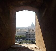 Framing Rome by Shannon Tolan