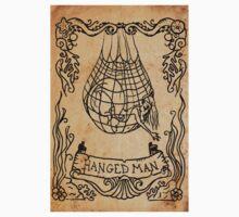 Mermaid Tarot: The Hanged Man by SophieJewel
