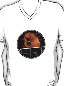 yippee ki yay - flames version T-Shirt