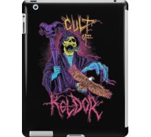 Cult Of Keldor iPad Case/Skin