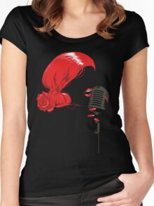 Miss Jazz Women's Fitted Scoop T-Shirt