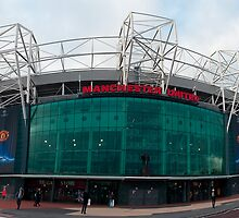Theatre of Dreams by TheNug