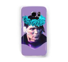 Matt Miller Flower Crown Samsung Galaxy Case/Skin