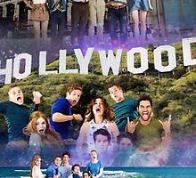 Teen Wolf Cast by jordams124