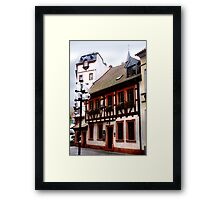 Old Kaiserslautern Framed Print