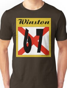ALABAMA:  67 WINSTON COUNTY Unisex T-Shirt