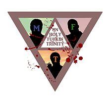 Unholy Fuckin Trinity by Snusmomrik