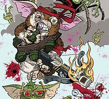 Gizmo Revenge by GrimaceGraphics