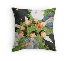 BTS Concept Photo | Mood For Love Throw Pillow