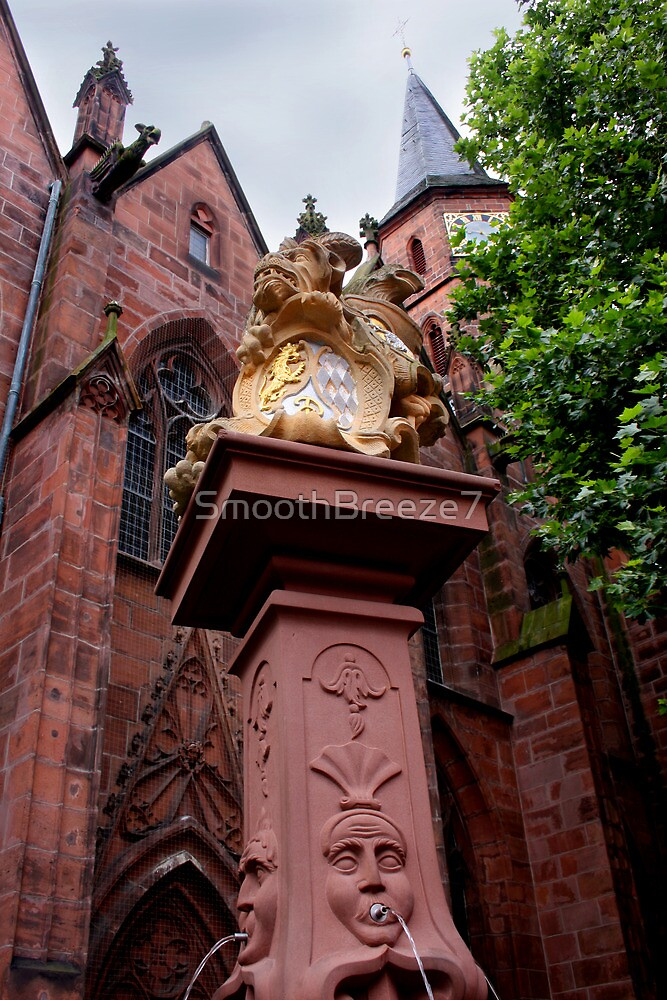 Abbey Church Kaiserslautern by SmoothBreeze7