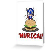 'MURICA!! Greeting Card