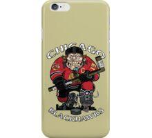 Chicago Blackhawk Skate or Die iPhone Case/Skin
