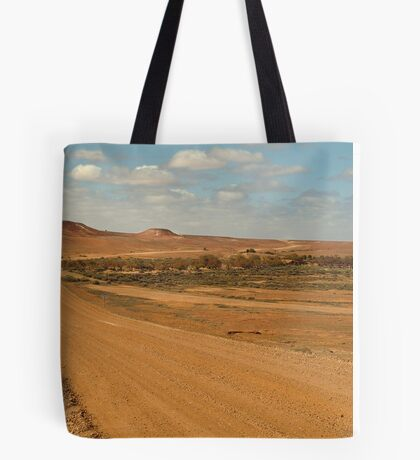 Oodnadatta Track,Outback South Australia Tote Bag