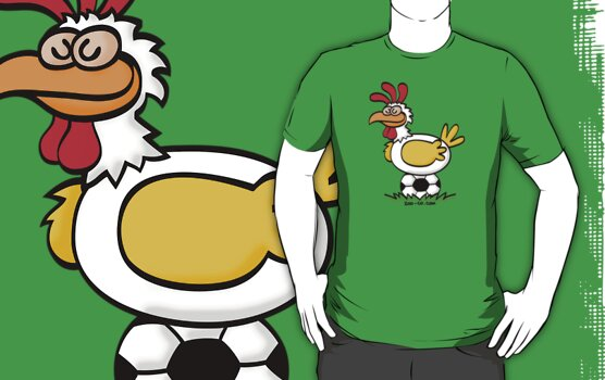 Laying Soccer Balls by Zoo-co