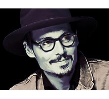 Johnny Deep Photographic Print