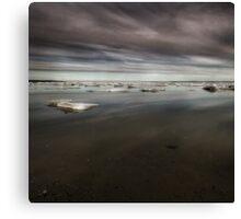 Ocean's Tides Canvas Print