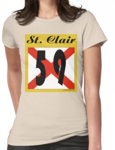 ALABAMA:  59 ST CLAIR COUNTY Womens Fitted T-Shirt