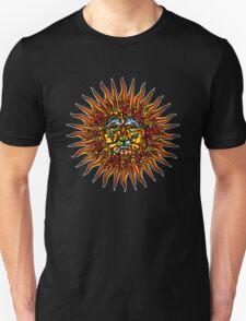 Psychedelic Sun Unisex T-Shirt
