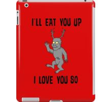 Where the Cannibals Are iPad Case/Skin