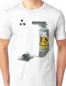 9MM Fly Spray Unisex T-Shirt