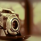 Vintage Zeiss Ikon film camera by A.R. Williams