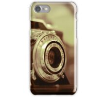 Vintage Zeiss Ikon film camera iPhone Case/Skin