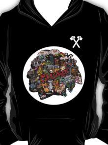 Chicago Blackhawks Logo 3 T-Shirt