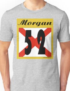 ALABAMA:  52 MORGAN COUNTY Unisex T-Shirt