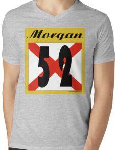 ALABAMA:  52 MORGAN COUNTY Mens V-Neck T-Shirt