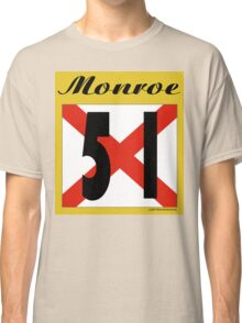 ALABAMA:  51 MONROE COUNTY Classic T-Shirt