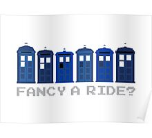 Fancy a ride? Poster