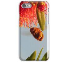 BEE HAPPY!   *best viewed large!* :) iPhone Case/Skin