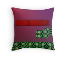 KIMONO 01 Throw Pillow