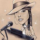 Alicia Keys by Justin Clarke