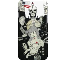 ~The 3Graces hate plastic surgery  iPhone Case/Skin