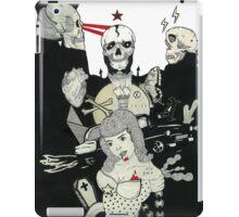 ~The 3Graces hate plastic surgery  iPad Case/Skin