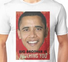 Big Brother (Obama) is watching you Unisex T-Shirt