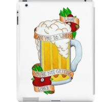 Beach Community iPad Case/Skin
