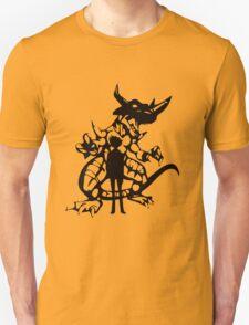 Taichi and greymon ver 2 T-Shirt
