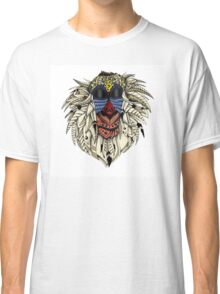 Ornate Color Rafiki Classic T-Shirt