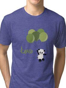 Bamboo Love Tri-blend T-Shirt