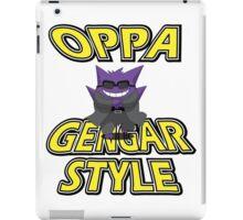 Oppa Gengar Style iPad Case/Skin