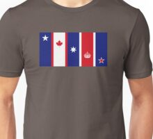 The Five Eyes Unisex T-Shirt