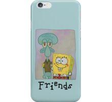 SpongeBob SquarePants - Vintage SpongeBob & Squidward iPhone Case/Skin