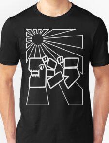 Godzilla Kanji-Wht T-Shirt