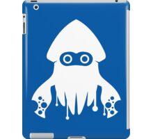Super Splatoon Bros. (Blue) iPad Case/Skin