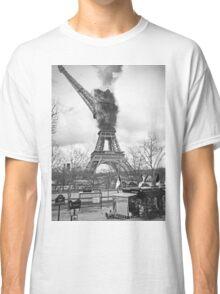 paris is burning [fadedtee] Classic T-Shirt