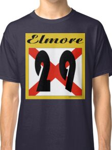 ALABAMA:  29 ELMORE COUNTY Classic T-Shirt