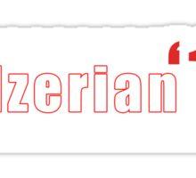 Dan Bilzerian (President 2016) Sticker